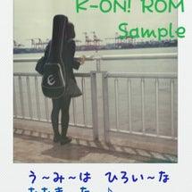 K-ON! ROMサ…