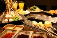 福山市神辺町串揚げ居酒屋『あげあげ』自分で揚げれて、食べ放題もやってます。-あげあげ 串揚げ食べ放題プラン