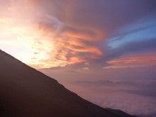 富士登山に行ってきました。の記事より
