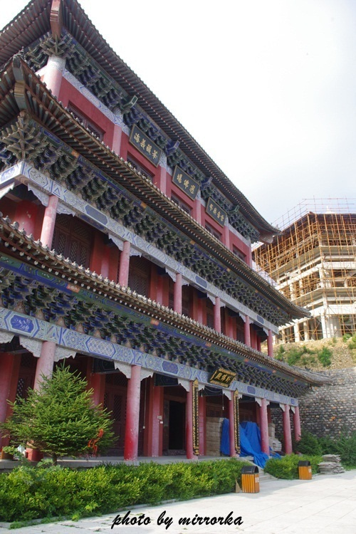 中国大連生活・観光旅行ニュース**-大連朝陽古寺