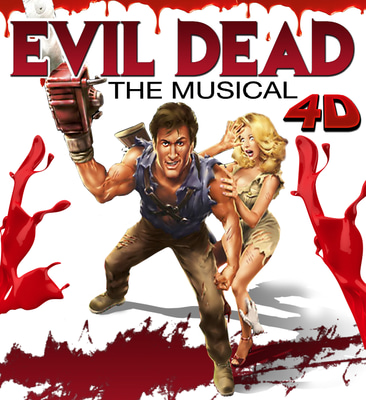 Evil Dead The Musical 「死霊の...