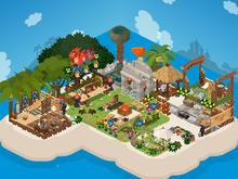 kokoroのブログ-お祭り風島コンテスト応募