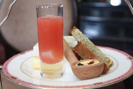Tea-Lover's Photo Diary-アフタヌーンティー@ウェスティンホテル東京