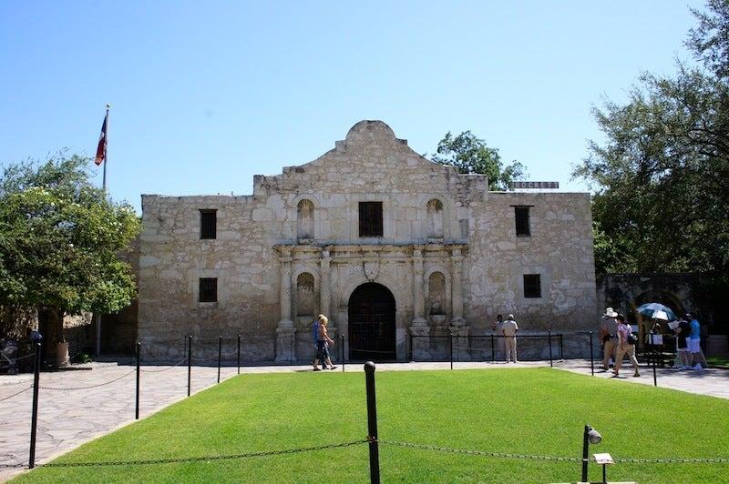 テキサス州:サンアントニオ