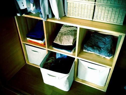 自然素材のオーダー家具 MUKUスタイルのブログ-ニトリ、無印良品、IKEA 棚