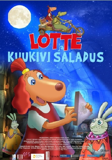 Lotte ja Kuukivi saladus
