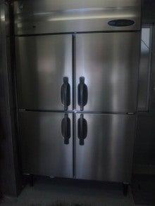 湯河原で豆腐屋を始める小僧のブログ-冷蔵庫1