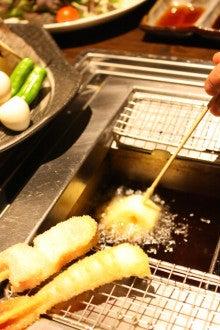 福山市神辺町串揚げ居酒屋『あげあげ』自分で揚げれて、食べ放題もやってます。-あげあげ 食べ放題プラン