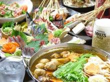 福山市神辺町串揚げ居酒屋『あげあげ』自分で揚げれて、食べ放題もやってます。-常夏-9品串揚げ20種食べ放2時間飲み放付