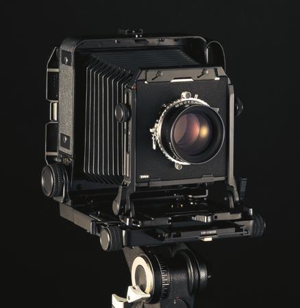 クリちゃん☆彡 のお月見-4×5フィールドカメラ
