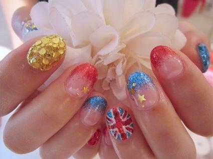 nail salon bluebeans 主宰高嶋りえのHappy nail life★