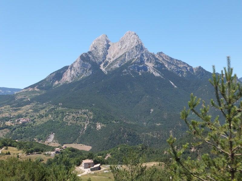 ピレネー山脈へ小旅行 ペドラフ...