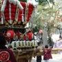 弓削神社夏祭り宵宮そ…