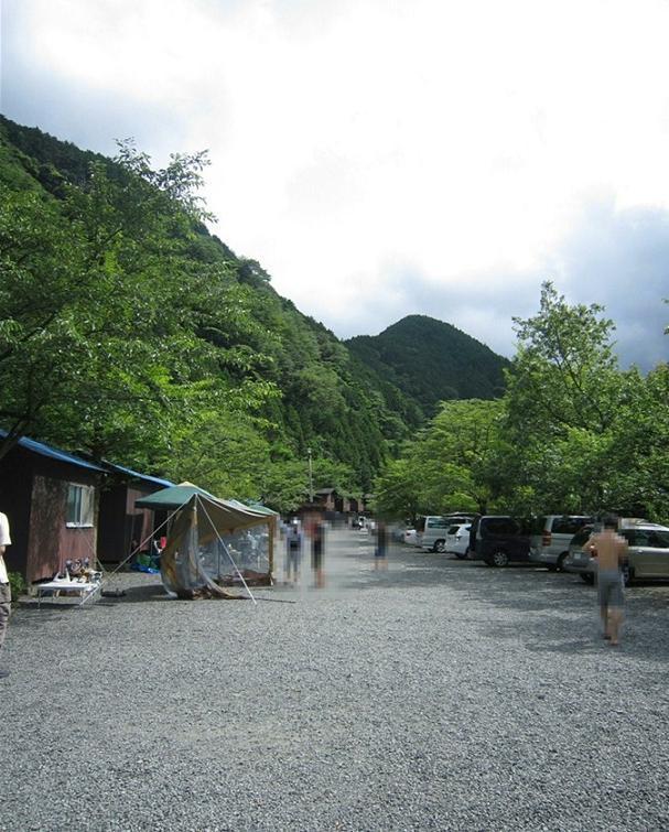 りくくんの子連れdeリゾート&キャラ弁日記-神之川キャンプ場