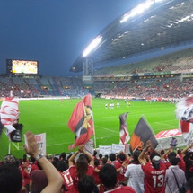 vs磐田戦。2012…
