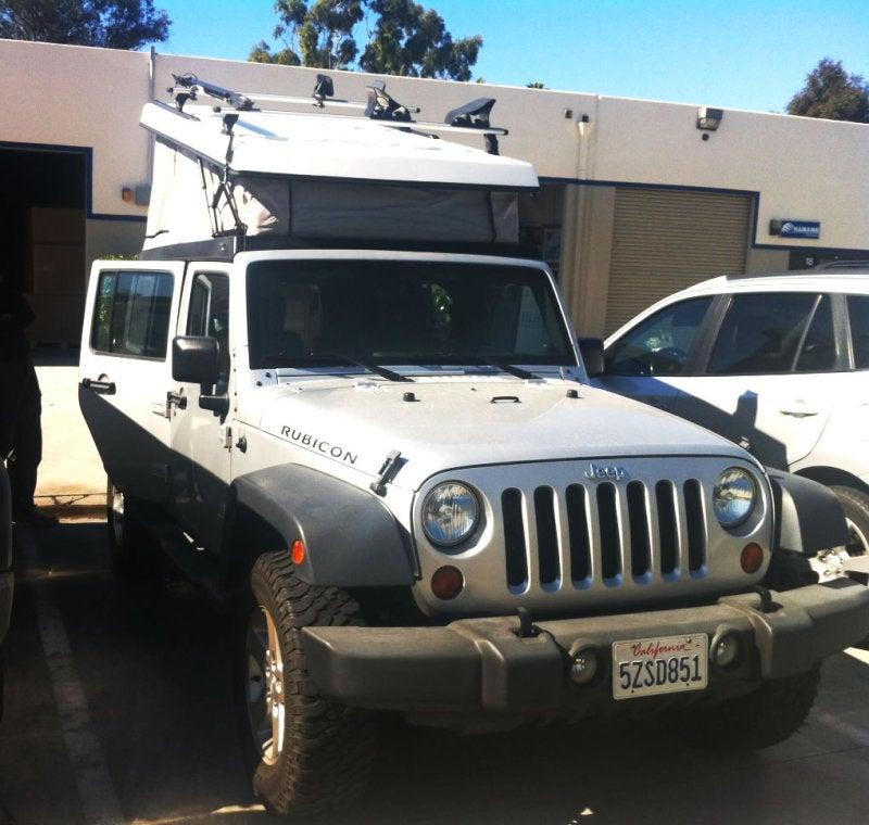 Jeep ルーフトップテント「J30」