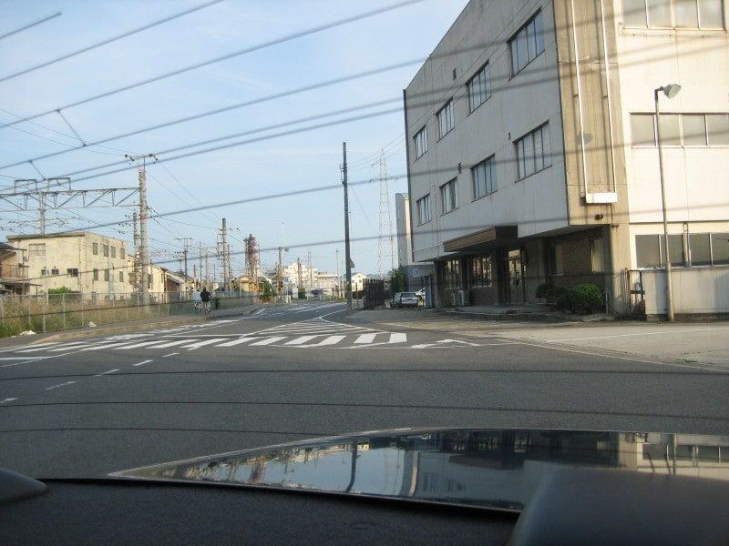 三原工場二門付近