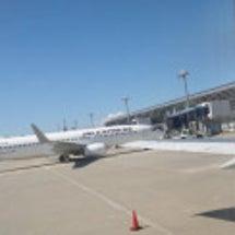 中部国際空港に着いた…