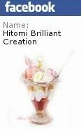 Hitomi Brilliant Creationフェイスブックヘ