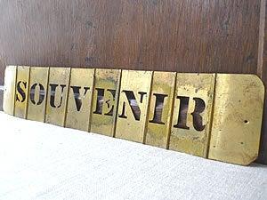 $フランス雑貨店 souvenir du mondo BLOG-DI-it179