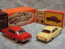 $1959PORSCHE356Aのブログ-ミニカー後側