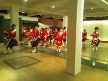 横浜のよさこいチーム