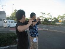 焼津の情報発信基地 カネオト石橋商店-御笛練習1