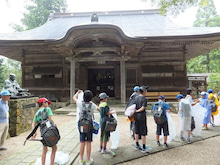 浄土宗災害復興福島事務所のブログ-20120723ふくスマ⑧