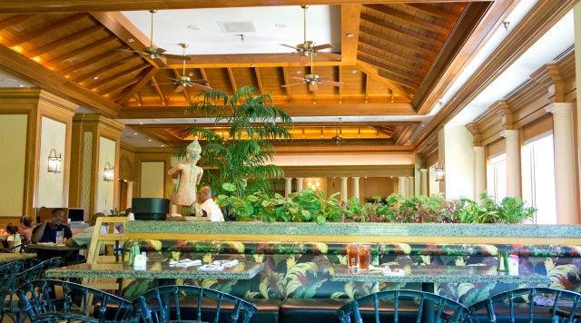 Sun Harbor ~ちょっとリッチな海外旅行~-南国風レストラン