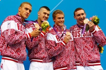 スポーツ】ロンドンオリンピック...