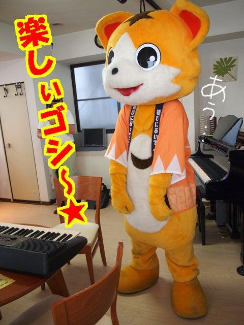 クジランのブログ~クジラン日記と戸越銀次郎お散歩レポ~-戸越銀次郎がピアノを演奏!?
