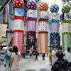 仙台七夕祭り2012年の画像