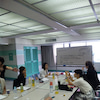 会議中~の画像