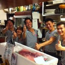 魚串炙縁3周年〜御礼
