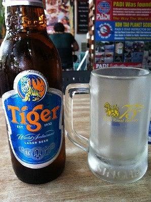 世界旅遊-タイガービール