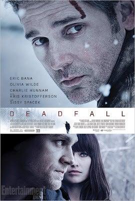 チャーリー・ハナム主演映画『Deadfall』2013年日本公開 ...