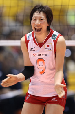 バレー 全日本 選手 女子