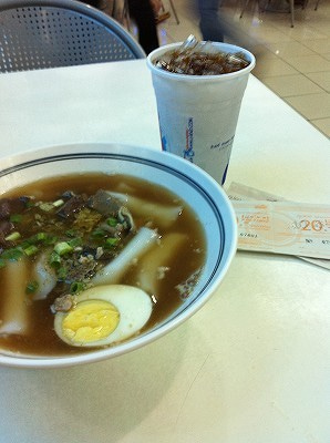 世界旅遊-麺&コーク