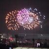 『神宮花火大会@glams☆1』^〜^♪の画像
