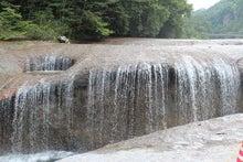 日々 更に駆け引き-吹き割れの滝2