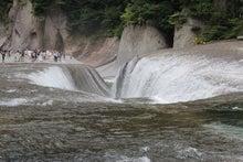 日々 更に駆け引き-吹き割れの滝4
