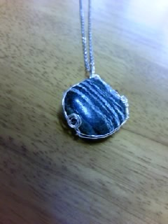 $beads maniaのブログ-サーペンティン