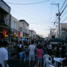 松江タテ町商店街土曜…
