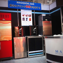 $飲食店の方。新しいメニューでクチコミ集客増やしませんか?魔法の冷蔵庫マジコール。