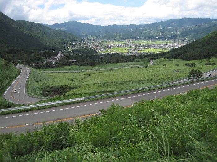 歩き人ふみの徒歩世界旅行 日本・台湾編-湯布院の町