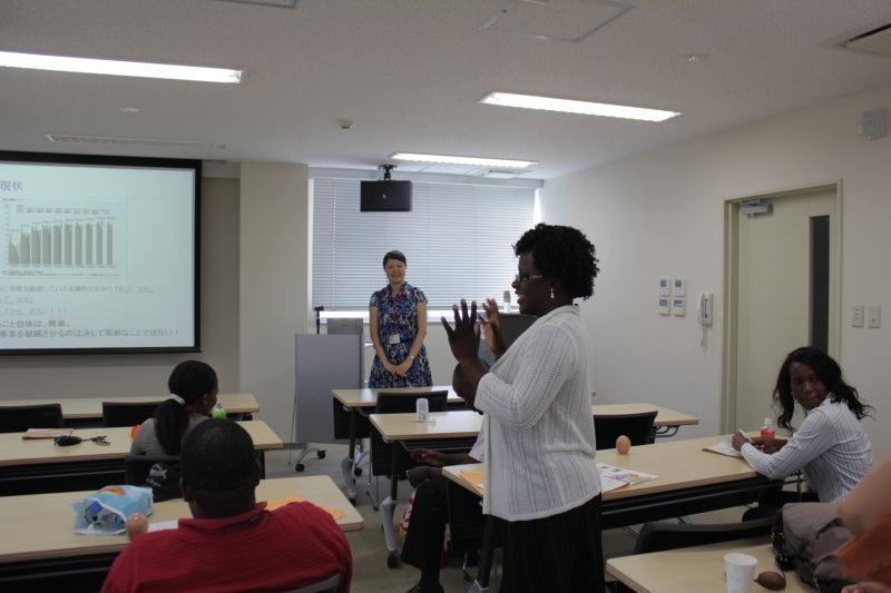 武蔵小山創業支援センターのブログ-JICA2