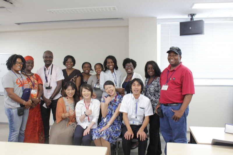 武蔵小山創業支援センターのブログ-JICA3