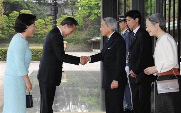 韓国への経済制裁の前に、韓国銀行への ...