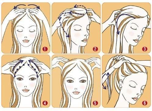 を 早く 伸ばす 髪
