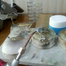 夏までにK18ホワイトゴールドのネックレスの修理 京都府 奈良県のクラフトマン常駐店の記事より